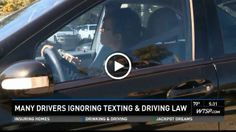 AAA: Despite new law, many ignoring texting & driving ban