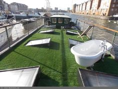 Humber Barge 80ft + LONDON RESIDENTIAL MOORINGBoats for Sale