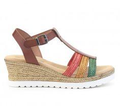 Sandalia cuña IXOO Outlet, Espadrilles, Sandals, Shoes, Fashion, Winter, Summer Time, Women, Espadrilles Outfit