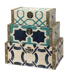 Hadley Boxes - Set of 3