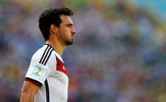 Mats Hummels Photos - France v Germany: Quarter Final - 2014 FIFA World Cup Brazil - Zimbio