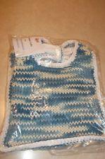 VT Handmade:  INFANT BIB Crocheted