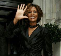 My Girl.... The Voice.... Whitney Houston....