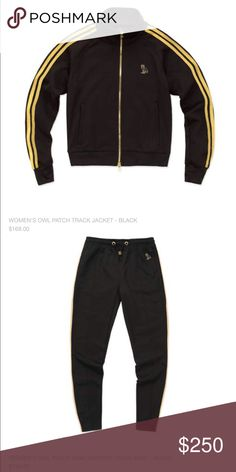 59b997fee6 OVO women s track suit or sweats Size Large. New unworn with Tags still  attached.