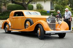 1933 Hispano-Suiza J12 Vanvooren Coupe American Graffiti, Audi, Bmw, Cadillac, Jaguar, Automobile, Hispano Suiza, Classy Cars, Unique Cars