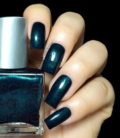 Fashion Polish: Rescue Beauty Lounge Anatomy Of A #KDrama collection review! Monologue