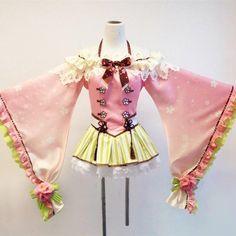 S/M/L [Love Live] Hanayo Koizumi Floral Cosplay Costume CP153718
