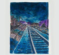 В галерее Mark Borghi Fine Art пройдет выставка рисунков Боба Дилана