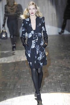 Gucci Fall 2007 Ready-to-Wear Collection Photos - Vogue