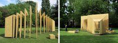 Triumph Pavilion by IPT Architects