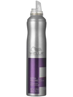Wella Professionals Extra Volume Styling Mousse