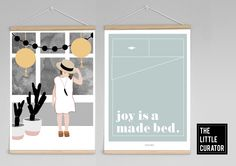 Nikki Corbishley (aka The Little Curator) designs prints for the home. She has developed a selection of typographic prints and customisable children's illustrations, all with a nod to scandinavian style. A minimalist at heart, her ethos is 'keep it simple' and this shows through her carefully restrained designs.  She also authors a blog where she features small local businesses, usually of handmade products, written from her personal perspective as a new mum. thelittlecurator.wordpress.com New Mums, Handmade Products, Keep It Simple, Scandinavian Style, Authors, Perspective, Print Design, Wordpress, June