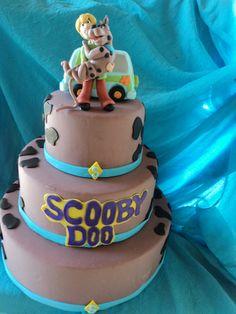 Scooby Doo cake Scooby Doo Party Ideas Pinterest Scooby doo