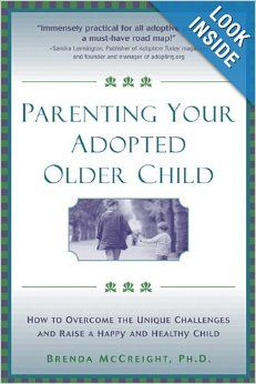 Book about adoption parenting