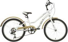 "Apollo Haze Girls Hybrid Bike - 20"""