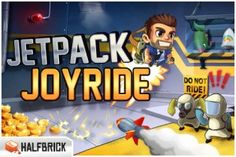 Jetpack got Huge Update for iPhone and iPad. Free Mobile Games, Free Games, Ipad Air, Guerrero Ninja, Ipod, Real Hack, Video Game Reviews, Joy Ride, Android Apk