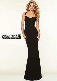 Mori Lee Paparazzi 97099 – Bedazzled Boutique