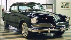 1955 Studebaker Starliner..Re-pin Brought to you by #HouseofInsurance for #AutoInsurance #EugeneOregon