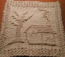 The Lodge Dishcloth Pattern