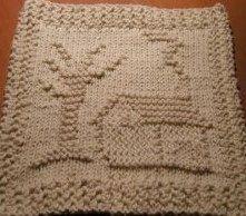 The Lodge Dishcloth Pattern