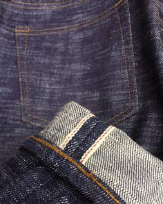 """okayamadenim: """"There's a new beast in town  Dropping in the upcoming week, this freshly milled proprietary Selvedge is for the slub fiends. Happy #SelvedgeSunday Folks  http://ift.tt/2ma0qpQ """""""