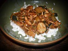 kate's kitchen: Panda Express Mandarin Chicken