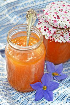 Finomabb nem is lehetne :-) Jar Gifts, Panna Cotta, Homemade, Canning, Ethnic Recipes, Food, Lemonade, Gift Jars, Dulce De Leche