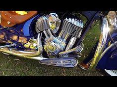 Indian Chief Vintage ride