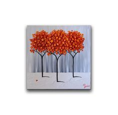 This incredible and unique original painting Red Fashionistas will easily become the showpiece in your space and will never go out of style. Its done on a 12 x 12 x 3/4 deep back wrapped stretched canvas. Its the perfect addition for your kids room or office. The red with a touch of orange