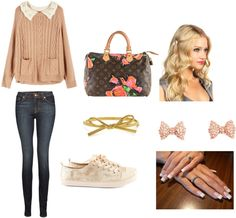 """""""look inverno"""" by deiziane ❤ liked on Polyvore"""