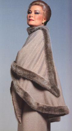 Grace Kelly, Princesse de Monaco,en 1982