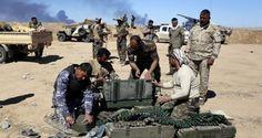 قوات عراقية تستعيد السيطرة على بلدة العلم قرب تكريت http://democraticac.de/?p=10581 Iraqi forces regain control of the town flag near Tikrit