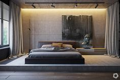 Three Homes Using Exposed Brick, Wood Panelling and Grey To Their Advantage