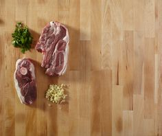 how to cook venison shoulder chops