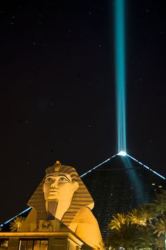 The Luxor Las Vegas