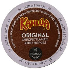 Kahlua Original K-Cups for Keurig Brewers, 24 Count (Pack of 4) >>> Read more at the image link.
