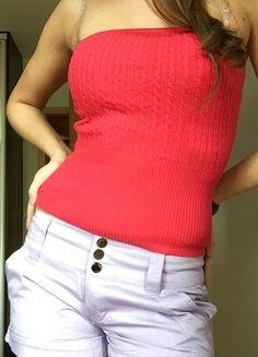 Kup mój przedmiot na #vintedpl http://www.vinted.pl/damska-odziez/topy-koszulki-i-t-shirty-inne/9650879-rozowy-top-na-lato-36-34-firmy-the-limited
