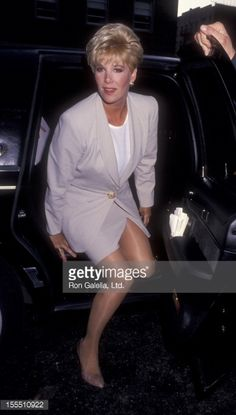 News Photo : Television Personality Joan Lunden attends A Bid...