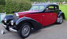 Bugatti T57 Ventoux, 1938