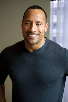 Dwayne Johnson     Oh Lord, it is getting hot in here!