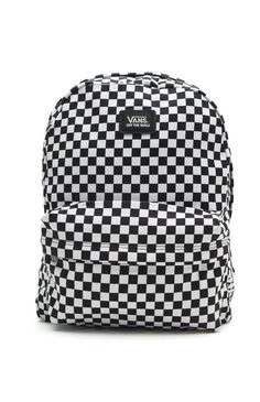 df1e0f3855 Old Skool II Checkered Backpack Back To School Backpacks