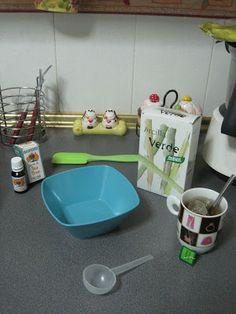 Cuestion de Centimetros: Mascarilla de Arcilla verde + Aceite de arbol de té
