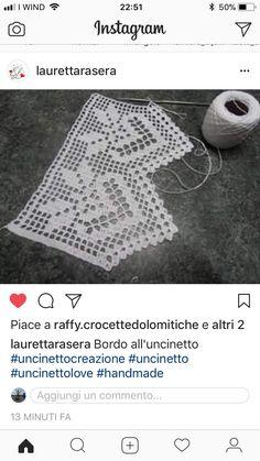 Crochet Curtain Pattern, Crochet Bedspread, Crochet Curtains, Curtain Patterns, Filet Crochet Charts, Crochet Diagram, Thread Crochet, Crochet Lace, Baby Knitting Patterns