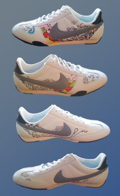 my personal sneakers by martin bangratz