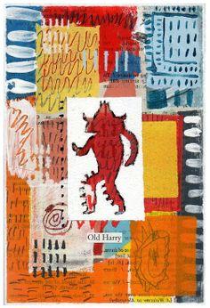 ARTFINDER: 'Old Harry' - I have just published 'Old Harry' on Artfinder