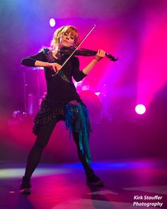 Back Beat Seattle   Photos: Lindsey Stirling @ Paramount Theatre