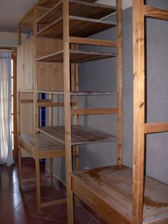 drawer units at the same height ...