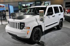 Jeep Wrangler Liberty