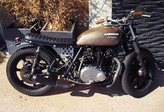 Wrenchmonkeys kawasaki Z750 « Custom Bikes « DERESTRICTED