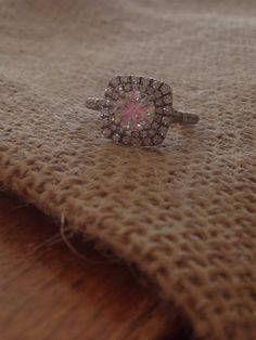 The best engagement ring there ever was hehe ;)